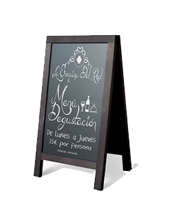 LED Chalkboards